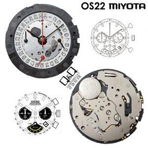 Maquinarias Reloj
